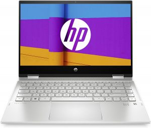 pc portable etudiant HP Pavilion x360 14-dw0000sf:14-dw0006nf PC Ultraportable Convertible